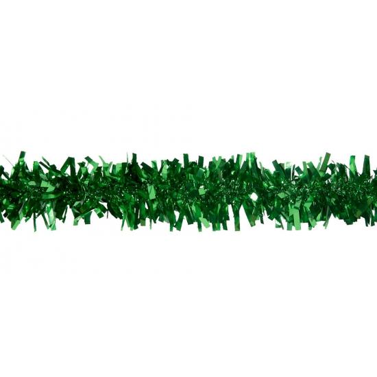 Groene metallic slinger