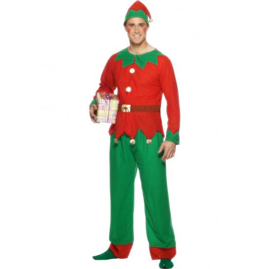 Vert Chaussures Elfe De Noël Multi Tissu NHe0Rm