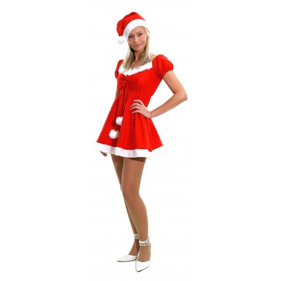 a4e137da5caa7a Voordelig kerst jurkje voor dames voor kerst bestellen