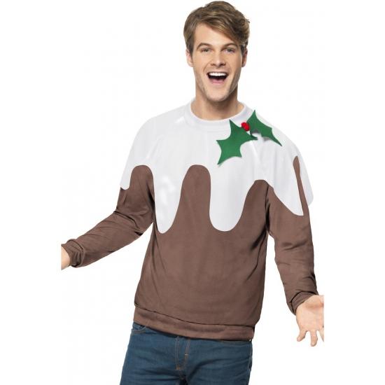 Kersttrui Uitverkoop.Kersttrui Pudding Voor Volwassenen Voor Kerst Bestellen Kerst