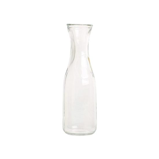 Glazen karaf 1 liter
