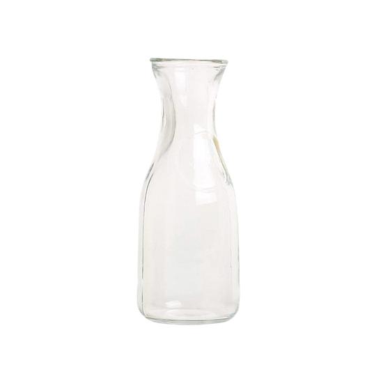 Glazen water/sap/wijn karaf van 0,5 liter