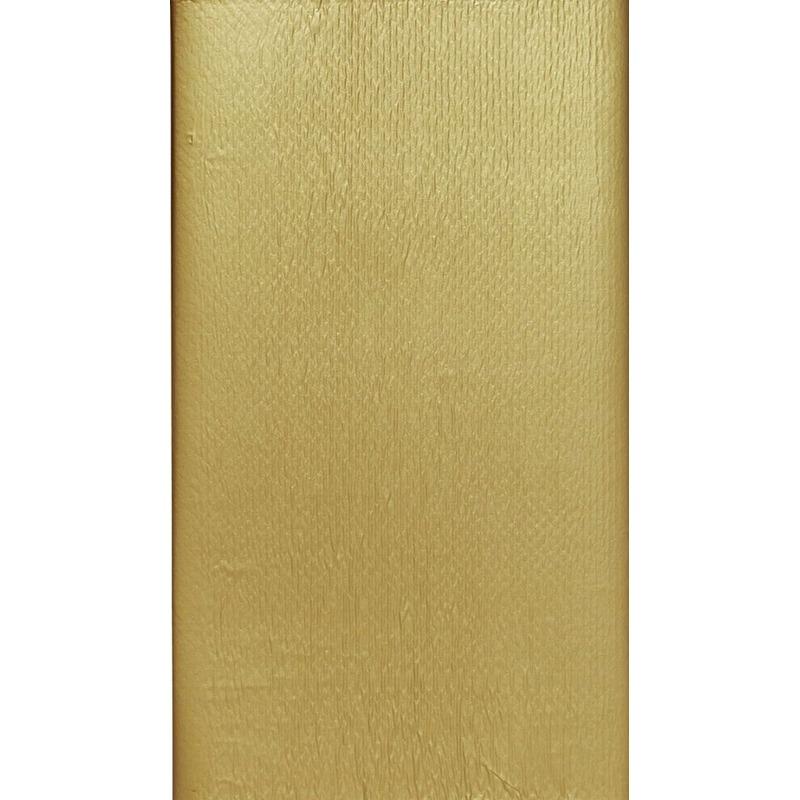 Goudkleurig tafelkleed/tafellaken 138 x 220 cm
