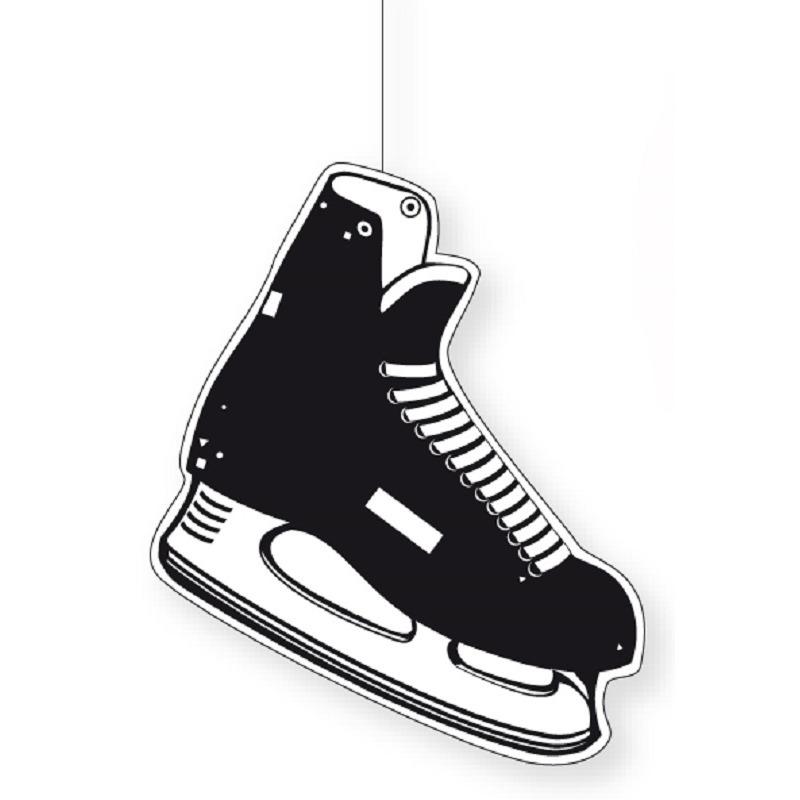 Hangdecoratie ijshockey schaats