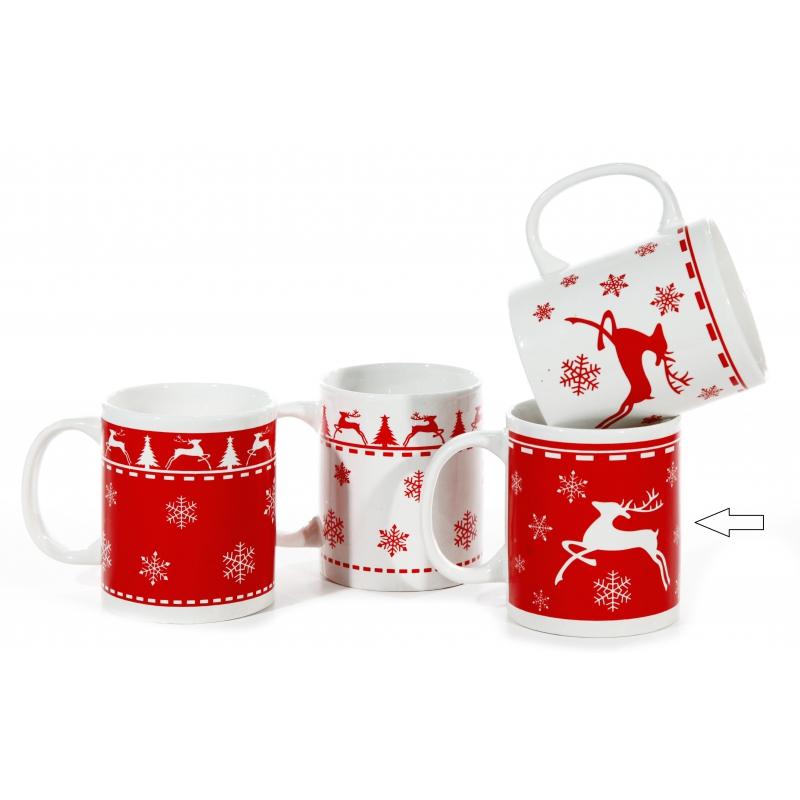 Kerstmok rood type 2