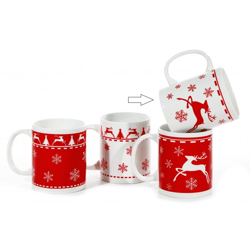 Kerstmok wit type 2